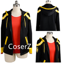 Custom Made Mystic Messenger 707 Cosplay Costume T shirt Jacket