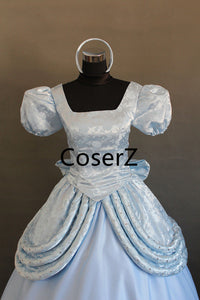 Custom Princess Cinderella Dress Cosplay Costume