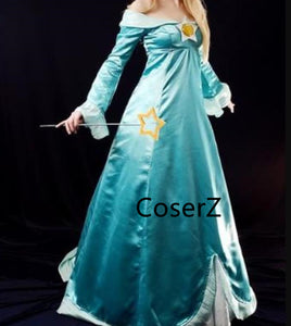 Custom Princess Rosalina Costume, Rosalina Dress
