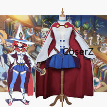 Shiny Chariot Cosplay Costume, Little Witch Academia Costume