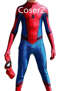 Spider-Man Homecoming Cosplay Costume Spider-Man Suit Spiderman Costume