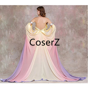 Star Wars Queen Padme Amidala Dress Cosplay Costume