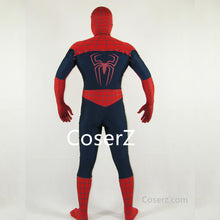 Custom-made Spiderman Costume, Spiderman Cosplay Costume