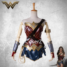 Wonder Woman Costume Movie 2017