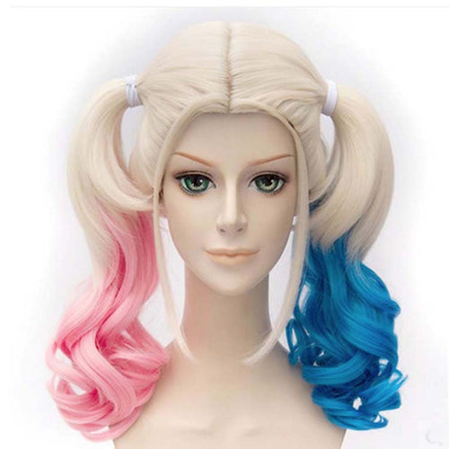 Curly Ponytail Wig Party Cosplay Wig