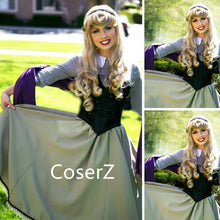 Sleeping Beauty Princess Aurora Dress Costume