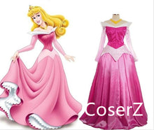 Aurora Dress, Aurora Cosplay Costume