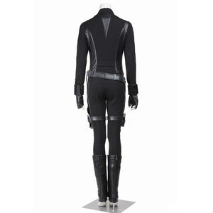 Captain America 2 Black Widow Natasha Romanoff Cosplay Costume