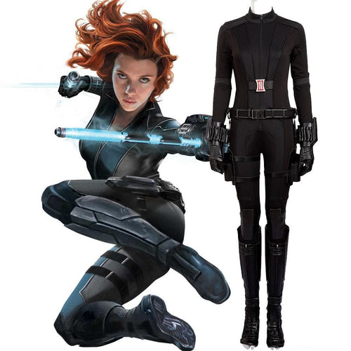 Captain America 3 Black Widow Cosplay Natasha Romanoff Cosplay Costume