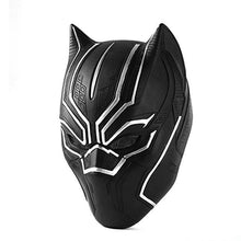 Captain America Civil War Black Panther Latex Mask Halloween Cosplay Helmet