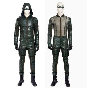 Green Arrow Season 5 Oliver Queen Cosplay Costume Outfit  sc 1 st  Coserz & Green Arrow Season 5 Oliver Queen Cosplay Costume Outfit u2013 Coserz