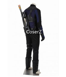 Custom Hawkeye Costume, Hawkeye Captain America Civil War Cosplay Costume