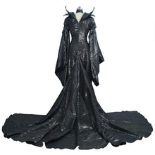 Maleficent Cosplay Black Witch Angelina Jolie Cosplay Costume