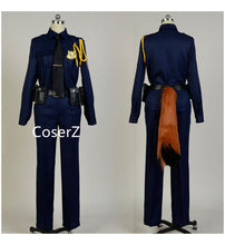 Zootopia Nick Wilde Cosplay Costume Nick Costume
