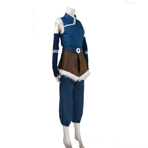 The Legend of Korra Season 2 Avatar Korra Costume Korra Cosplay