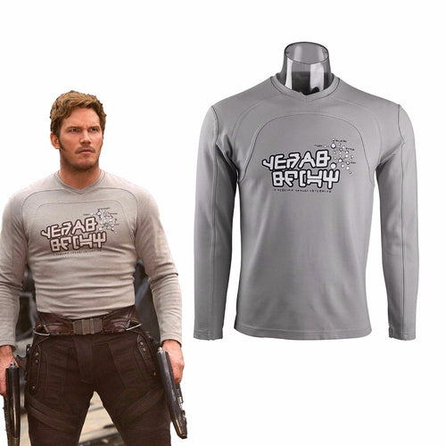 Guardians of the Galaxy 2  Star Lord T shirt Peter Jason Quill Shirt
