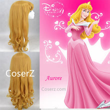 Sleeping Beauty Princess Aurora Wig