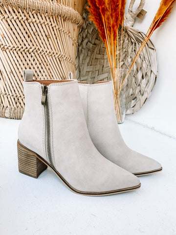 The Cindy Bootie