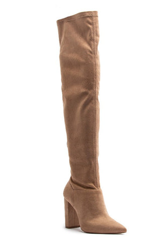 Signal Over The Knee Boot
