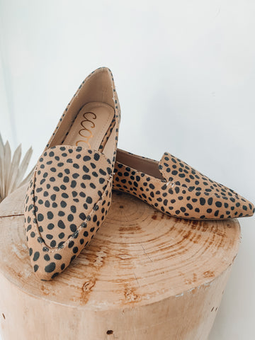 Cheetah Slip-On Loafer