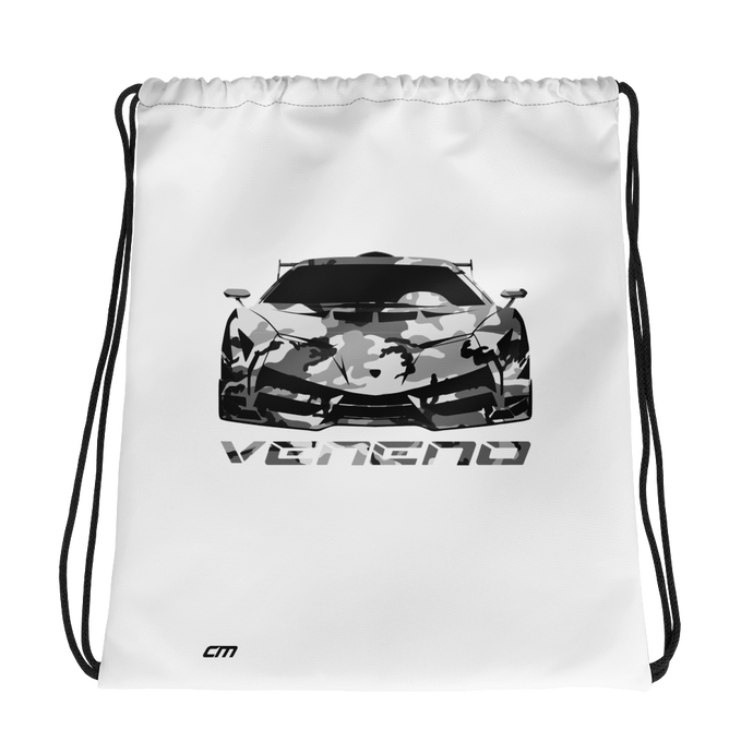 Veneno Drawstring bag