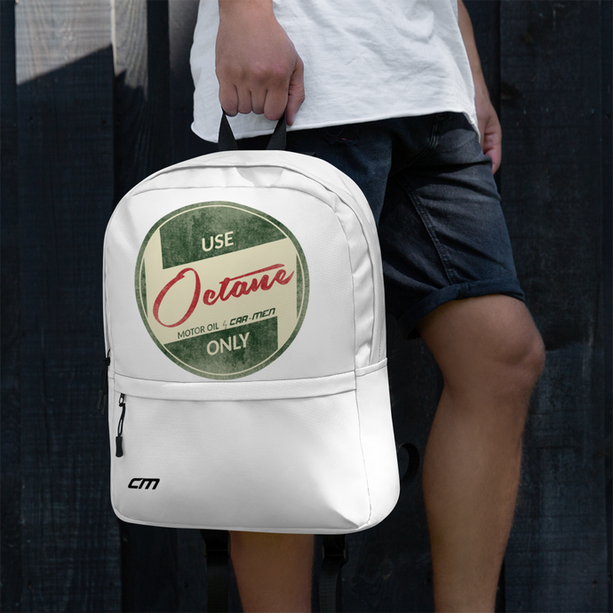 Octane Oil Backpack