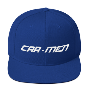 Classic Car-Men Snapback Royal (Blue)