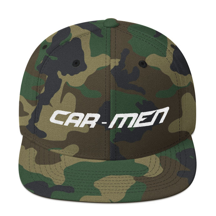 Classic Car-Men Snapback (Camo)