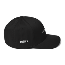 I Fucking Love Cars Customizable Flex Fit Cap (Black)
