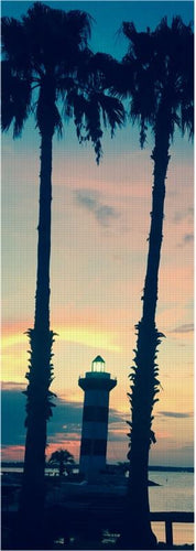 Sunsets & Palm Trees Yoga Mat