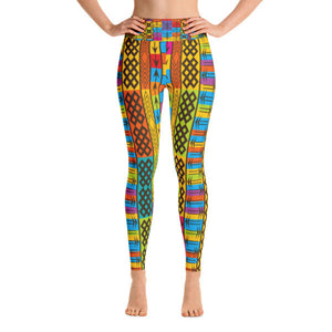 Indigenous Performance Yoga Leggings