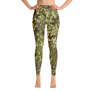 Camouflage Performance Yoga Leggings