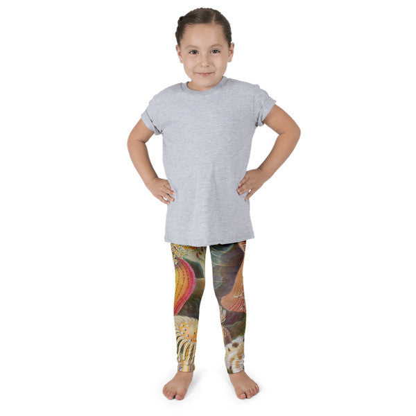 Underwater Seascape Kid's leggings