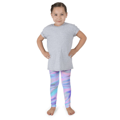Holographic Kid's leggings