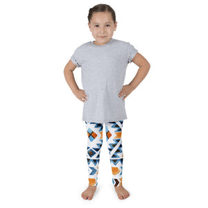 Aztec Watercolor Kid's leggings