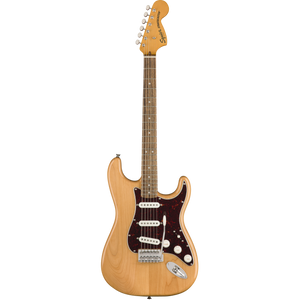 GUITARRA ELECTRICA SQUIER CLASIC VIBE 70s STRAT LRL NATURAL 374020521 FENDER
