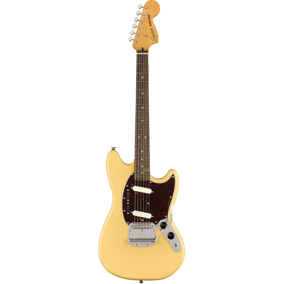 GUITARRA ELECTRICA SQUIER CLASSIC VIBE 60s MUSTANG LRL VWT 374080541 FENDER