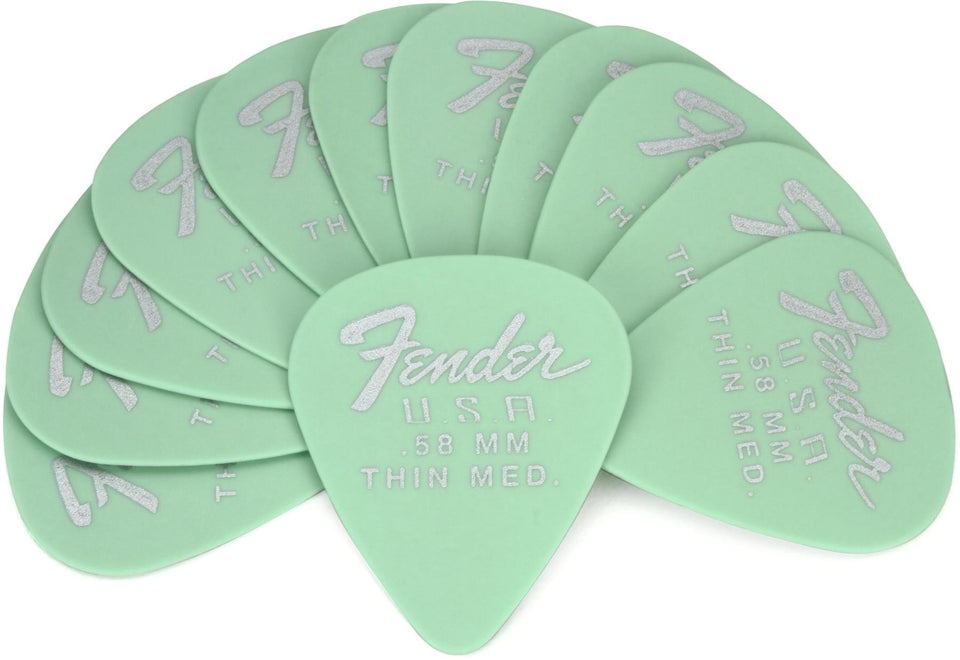 PICKS 351 DURA-TONE .58  1987351750 FENDER