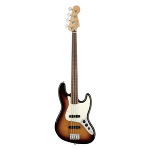 BAJO ELECTRICO PLAYER BASS FRETLESS SUNBURTS FENDER