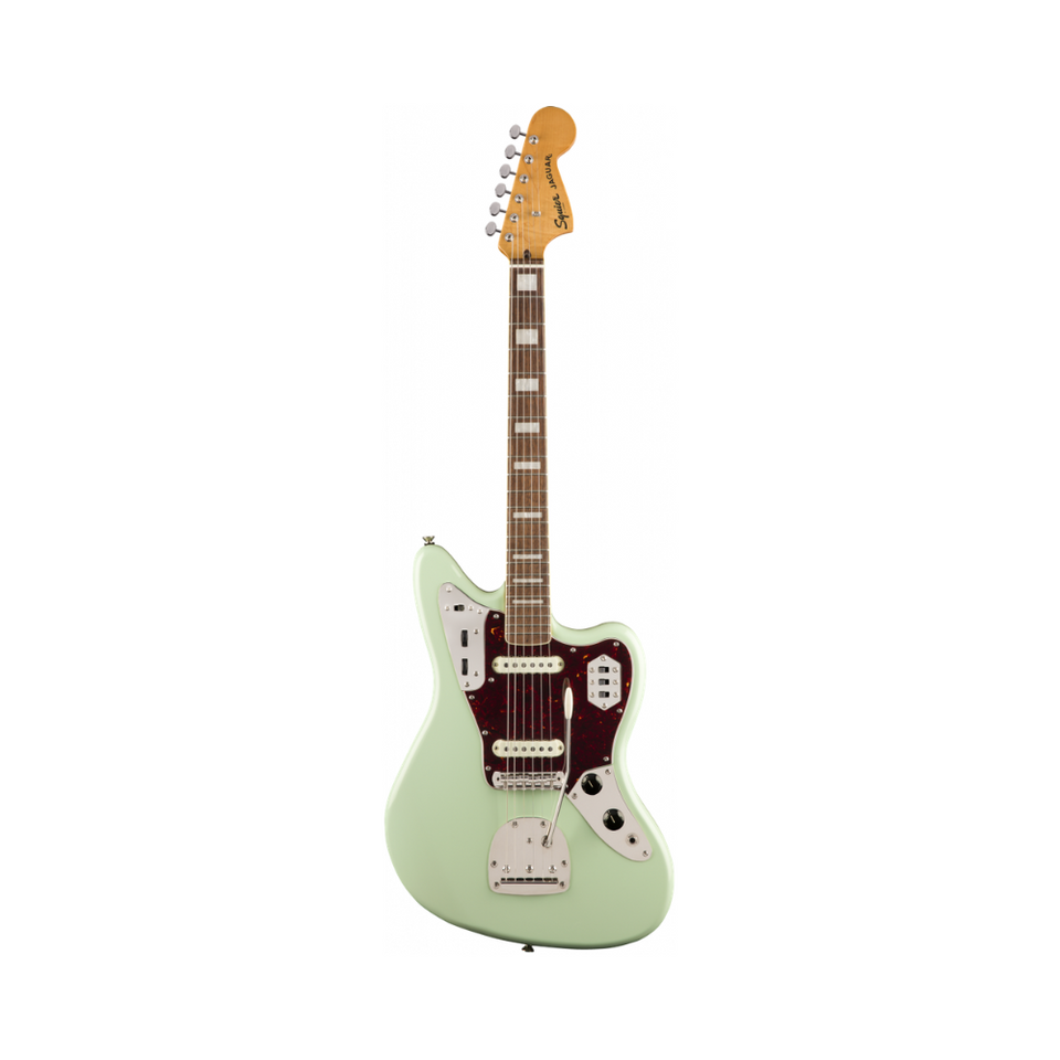 GUITARRA ELECTRICA FENDER SQUIER / JAGUAR Classic Vibe 70s / SURF GREEN