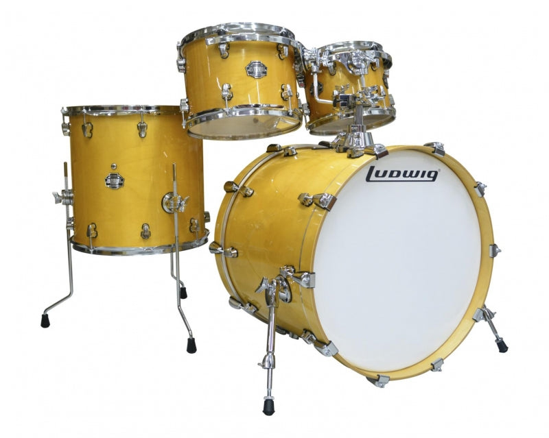 BATERIA  ELEMENT BIRCH 22´ - 16´ ROOFTOP NATURAL LCB522FXMODIR LUDWIG