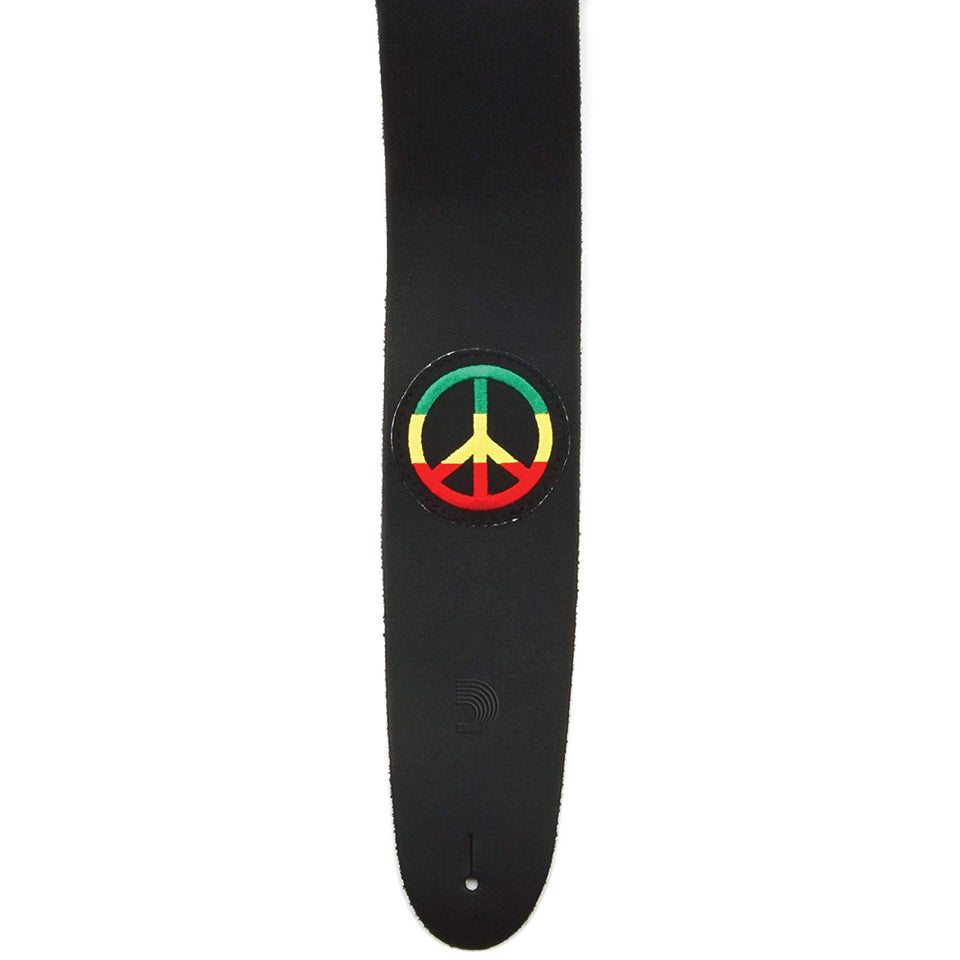 CORREA PARA GUITARRA PLANET WAVES  ICON SISTEMA PLANET LOCK SEÑAL DE PAZ