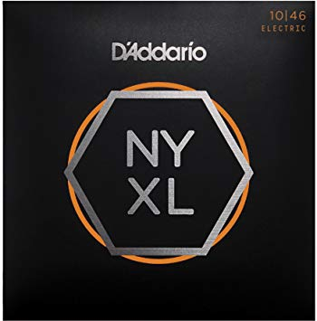 SET CUERDAS GUITARRA ELECT NYXL1046 NICKEL  PLANET WAVES