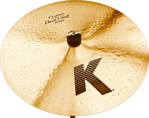 "PLATILLO 18"" K CUSTOM DARK CRASH K0953 ZILDJIAN"