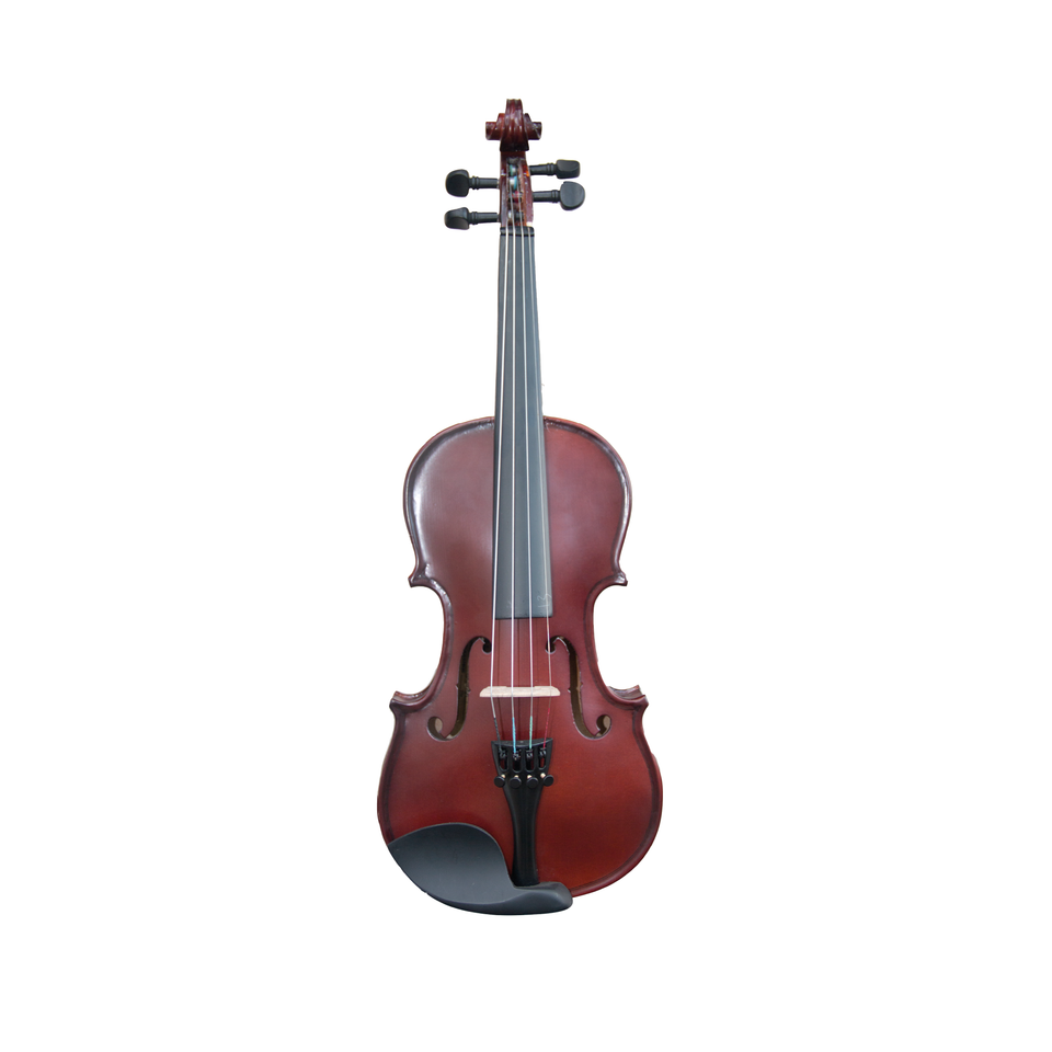 VIOLIN 1/8 HXTQ08A-1 SOLIDO INLAID OUTFITS MATE VERONA