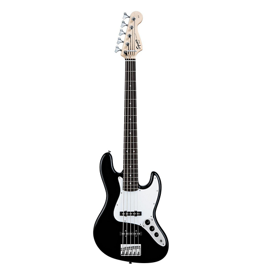 BAJO ELECTRICO SQUIER JAZZ BASS AFFINITY SERIES  NEGRO