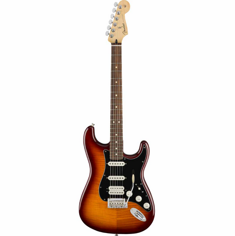 GUITARRA ELECT PLAYER STRATOCASTER HSS  TOBACCO BURST