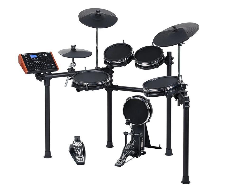 BATERIA DIGITAL DD638DX C/ADAPT MEDELI