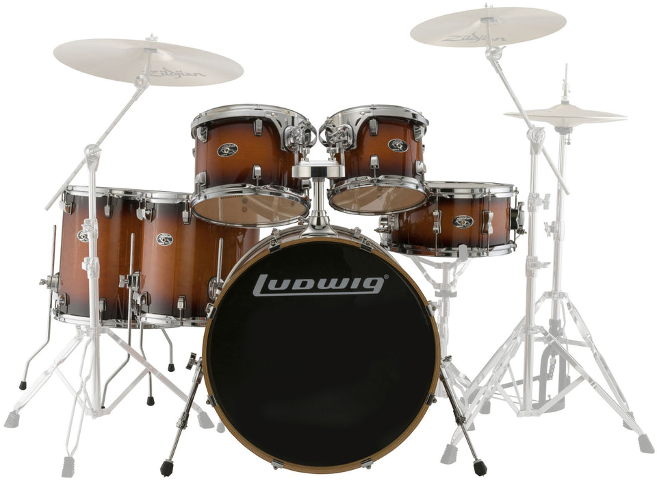"BATERIA 22"" EVOLUTION MAPLE LUDWIG"