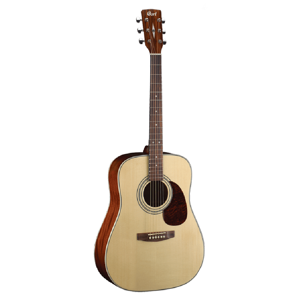 GUITARRA ACUSTICA CORT EARTH70 NATURAL LACADA
